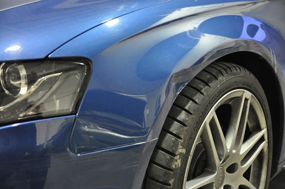 Pintudo aleata Audi A4 S-Line
