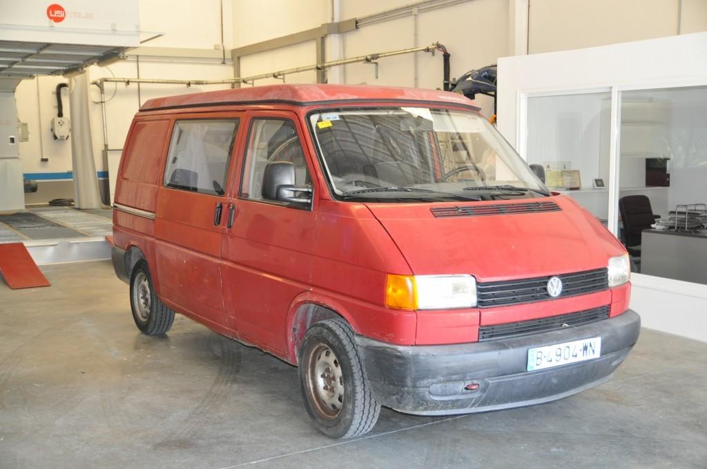 Piintar VolksWagen transporter